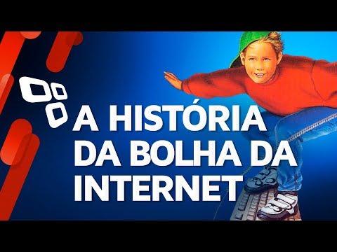 A história da bolha da internet - TecMundo