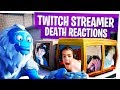 KILLING FORTNITE TWITCH STREAMERS with REACTIONS! - Fortnite Funny Rage Moments ep20