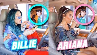 Download Going Through Drive Thru's Dressed as Celebrities Challenge Mp3 and Videos