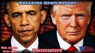 """Tom Fitton Amid FBI Text Message Firestorm """"FISA Wasn't the Only Way Obama Gang Spied on Trump"""""""