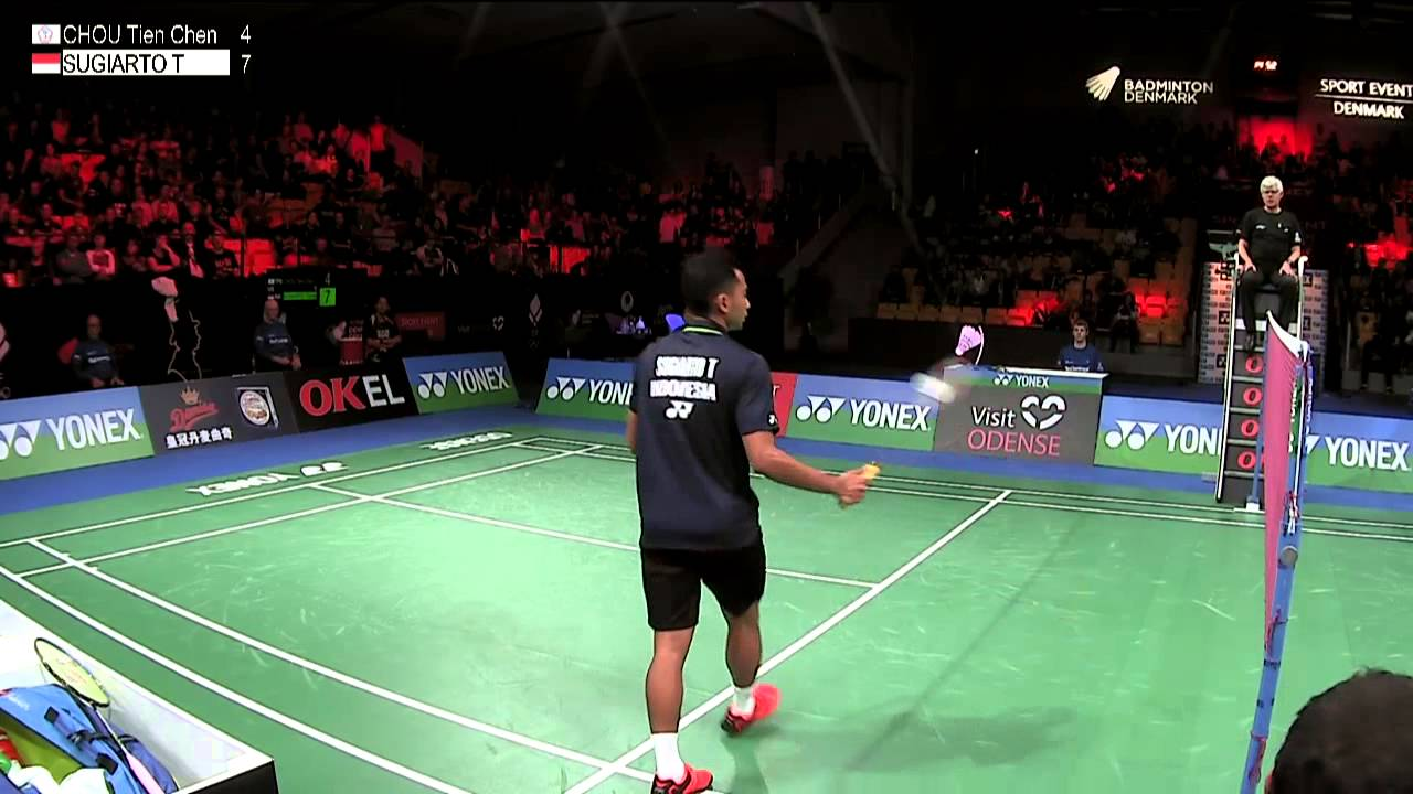 Download Yonex Denmark Open 2015 presented by DANISA | Court 2,  Semi-finals