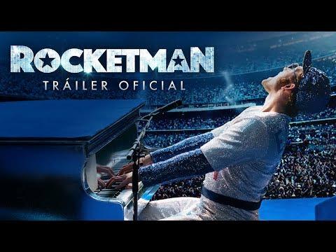 Taron Egerton nos emociona en el nuevo tráiler de Rocketman
