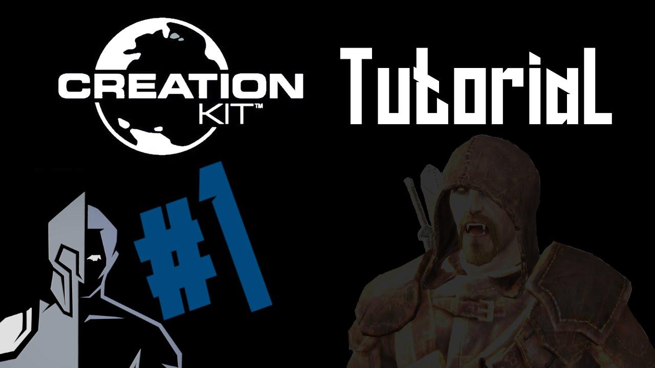 Skyrim Creation Kit Tutorial Fixing The Vampire Hood Glitch Youtube