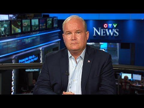 Erin O\'Toole on diplomatic dispute between Canada and Saudi Arabia