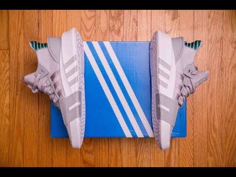 Basketball EQTs? || Adidas Equipment Basketball Advanced 'EQT Bask ADV' Review and On Feet