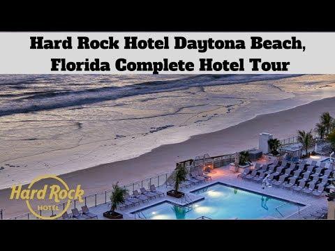 Hard Rock Hotel Daytona Beach Florida Full Hotel Tour #TravelTips