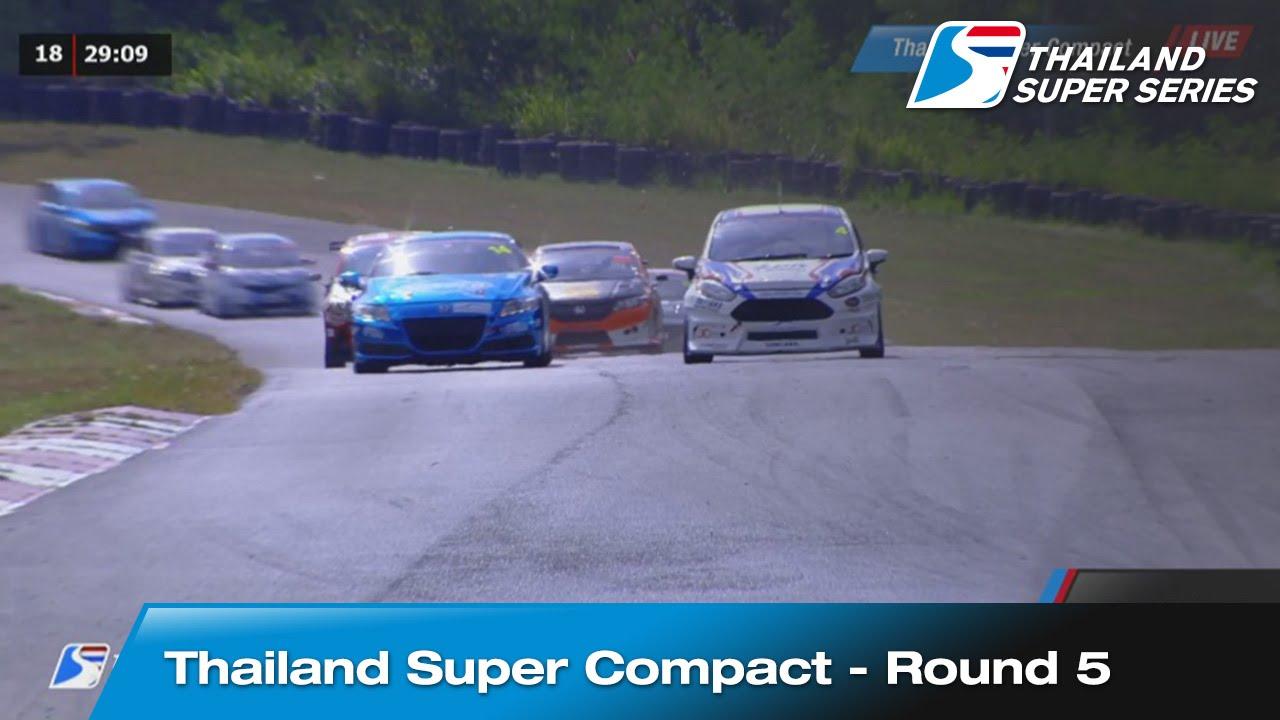 Thailand Super Compact Round 5 | Bira International Circuit