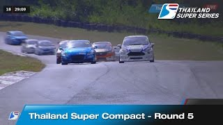 Thailand Super Compact Round 5 | Bira International Circuit