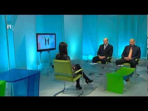 TELE M: Energija Iz Odpadkov | TV Maribor 19.2.2014