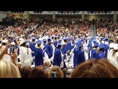 Caroline High School Class of 2016