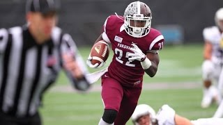 Chase Edmonds || #WAKEUP || Fordham Highlights