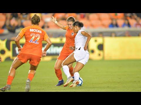 Highlights: Houston Dash Vs. Portland Thorns FC | June 29, 2019