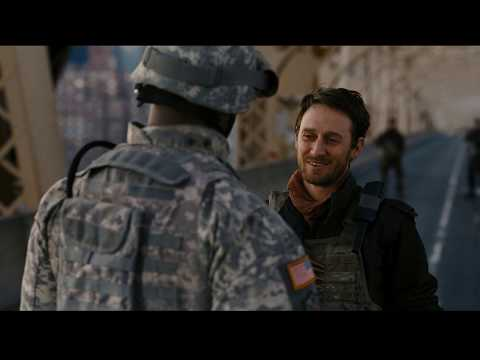 The Dark Knight Rises - Military Bridge Scene (HD)