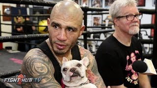 MIGUEL COTTO WILL NOT COME BACK TO BOXING EVEN IF CANELO & GOLOVKIN COME CALLING