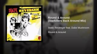 Play Round & Around (Starkillers Back Around Mix)
