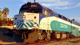 Coaster Commuter Train: Train Talk Ep. 21