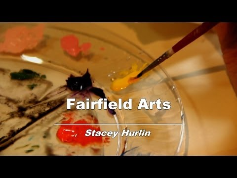 "Fairfield Arts - Stacey ""Anastasia"" Hurlin"