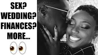 Sex, Finances, Wedding Bells and MORE? 👀 Q&A Part 2