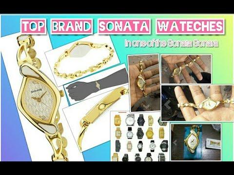 SONATA Sona Sitara Analog White Dial Women\'s Watch - NF8073YM01 UNBOXING