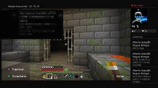 Hora de ir al end! Survival Minecraft Parte 3