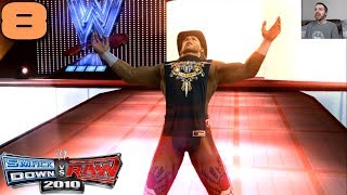 WWE SmackDown vs. Raw 2010: Road to WrestleMania #8