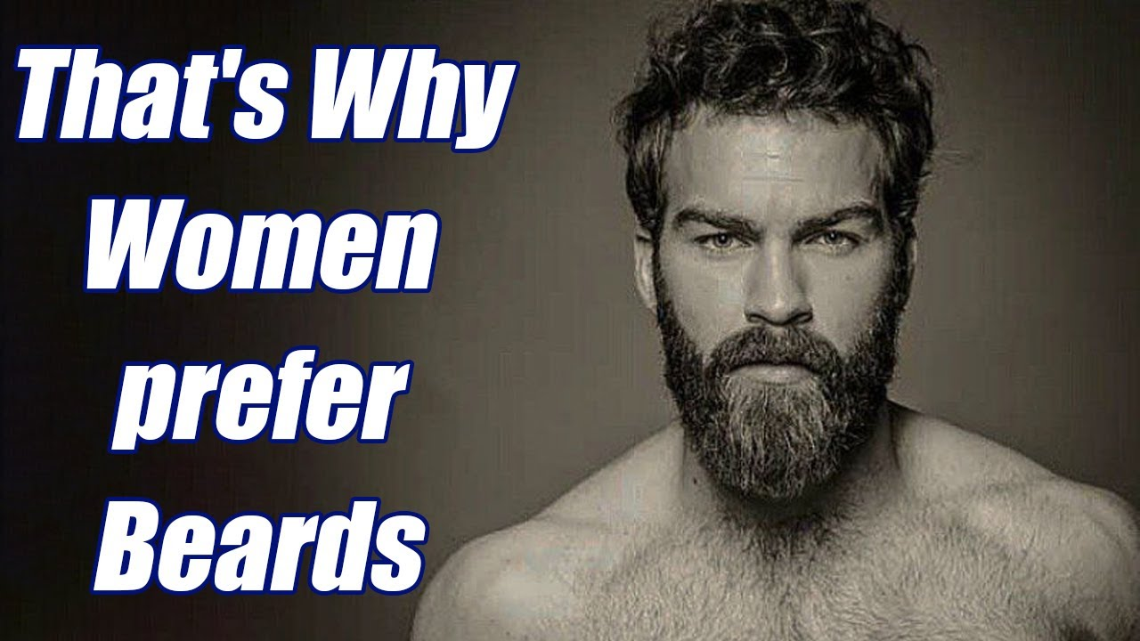 Do women like facial hair on men