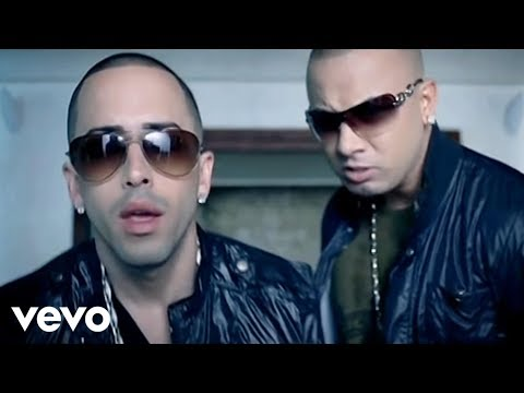 Wisin & Yandel - Sexy Movimiento (Official Music Video)