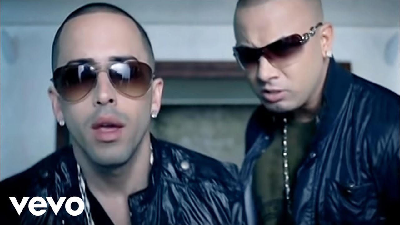 Youtube Wisin Y Yandel Sexy Movimiento 52
