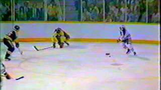 1982 Kings vs. Oilers Game 5 Highlights: First Period