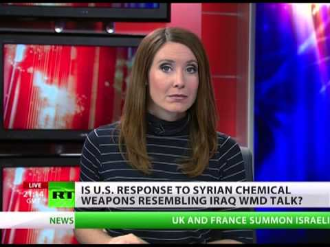 US military planning Syrian Invasion?