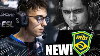 The PRODIGY MEYERN CS:GO PLAYER! FUTURE MIBR PLAYER! LUCAS1 IS GOING OUT?! BEST OF PLAYER!