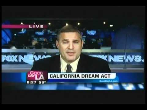 Good Day LA with Immigration Lawyer Michael Wildes: California DREAM Act