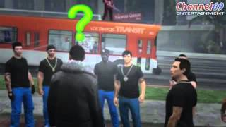 Gta 5 roleplay   gang war part 1  bloods vs crips thug life funny moments gameplayhot video