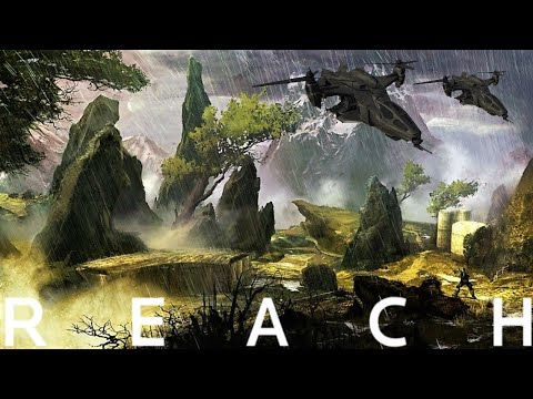 Halo Reach Campaign (Lets Play) - Part 1 - Winter Contingency