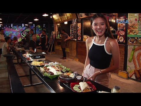 Taste MNL: Arra hunts for an affordable food park in Manila | GMA One