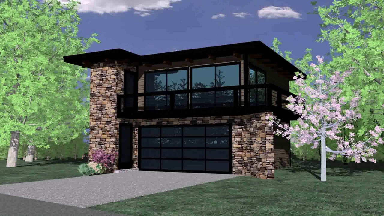 House Plans Without Garage: Modern House Plans Without Garage
