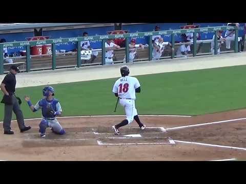 Josh Bell- 1B Indianapolis Indians (Pittsburgh Pirates)