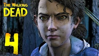 The Walking Dead Game - The Final Season Part 4 [Episode 4: Take Us Back] W/Commentary