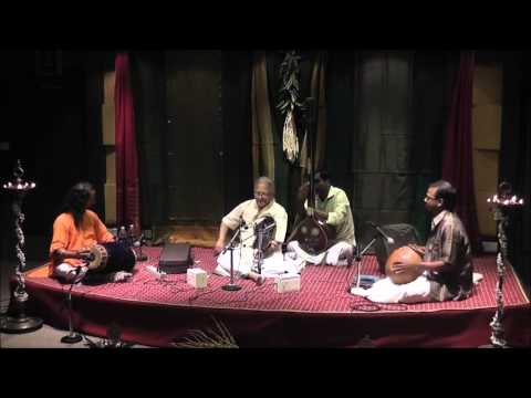 Oli Concert ,T N Krishnan's Melodies display of four ragas Kapi, Shanmugapriya, Suruti and Behag