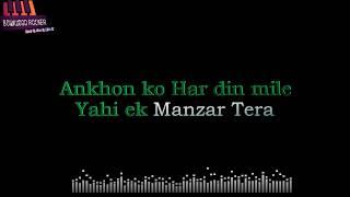Chal Ghar Chalen Karaoke|clean audio|malang|Arijit singh