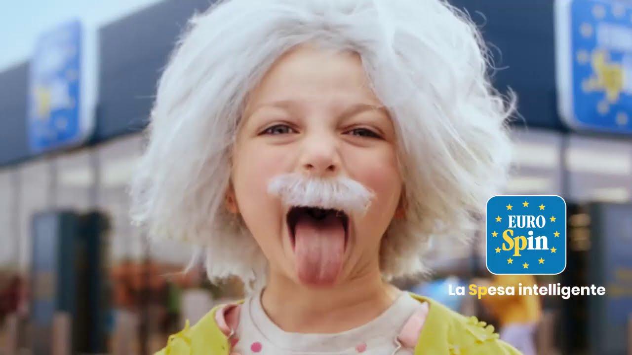 Eurospin, la Spesa Intelligente per gli Einstein di tutti i giorni    Eurospin - YouTube