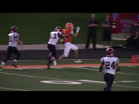 Artesia vs Deming 2018 Homecoming Highlights