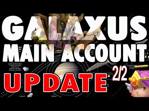 Castle Clash-How To Get More Exp Tomes & Galaxus Account Update Part 2