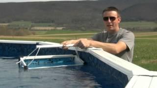 Real Deal Skimmer Above-ground Pool Skimmer