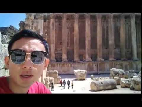 缤纷黎巴嫩2017-Travel to Lebanon from Dubai as A CHINESE!