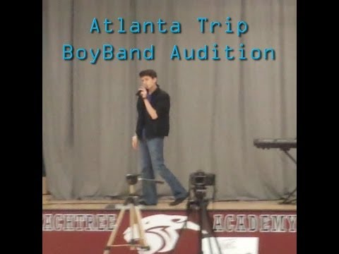 Trip To Atlanta - Boyband Audition