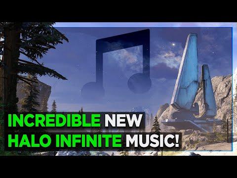 В сеть слили музыку из Halo Infinite