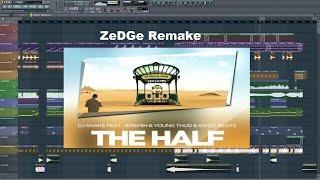 DJ Snake The Half ft. Jeremih, Young Thug, Swizz Beatz Instrumental (FL Studio Remake)[Free FLP]