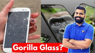 What is Gorilla Glass? Explained: Does your screen needs Protection?