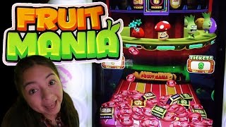 Fruit Mania - Arcade Ticket Game